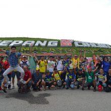 """""""NGEBUT BARENG"""" PT. KENSO INDONESIA"""