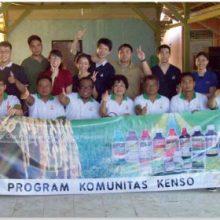 Bukti Bakti Kenso Indonesia pada Masyarakat